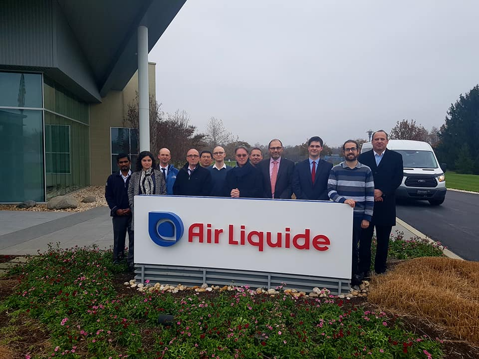 R&D at the heart of Air Liquide's strategy in the U.S.