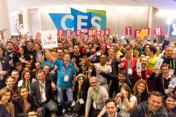 CES 2019: French Tech Startups Are Taking Over the Eureka Park